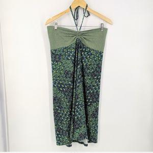 Patagonia Kamala dress convertible to a maxi skirt